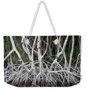 Mangrove Roots Weekender Tote Bag