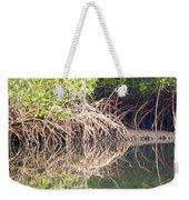 Mangroves In The Gambia Weekender Tote Bag