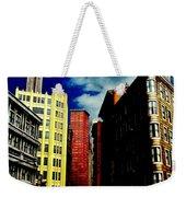 Manhattan Highlights Weekender Tote Bag