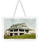 Manhattan Kansas - Manhattan Country Club - 1920 Weekender Tote Bag
