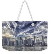 Manhattan Weekender Tote Bag