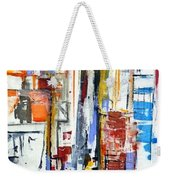 Manhattan Morning Weekender Tote Bag