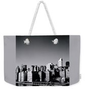 Manhattan Weekender Tote Bag