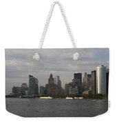 Manhattan Skyline 2010 Weekender Tote Bag