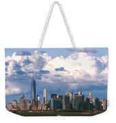 Manhattanincloudbank Weekender Tote Bag