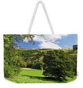 Manifold Valley And Dovecote - Swainsley Weekender Tote Bag