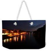 Manistee River Channel Weekender Tote Bag