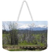 Lake Manitou Sp Woodland Park Co Weekender Tote Bag