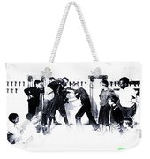 Manly Art Of Boxing Weekender Tote Bag
