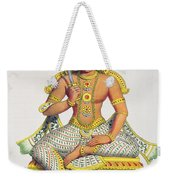 Mannarsouvami, Engraved By De Motte Weekender Tote Bag
