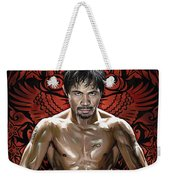 Manny Pacquiao Artwork 1 Weekender Tote Bag