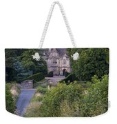 Manor House - Cotswolds Weekender Tote Bag