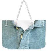 Man's Jersey Weekender Tote Bag by Tom Gowanlock