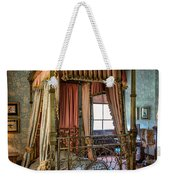 Mansion Bedroom Weekender Tote Bag
