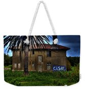 Mansion In The Woods Weekender Tote Bag