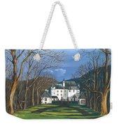Mansion In The Woods Weekender Tote Bag