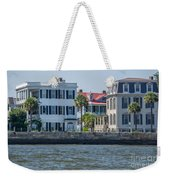 Mansions By The Water Weekender Tote Bag