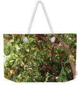 Many Orange On Tree Weekender Tote Bag