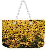 Many Yellow Blooms Weekender Tote Bag
