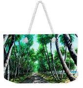 Manzanilla Coconut Estate Weekender Tote Bag