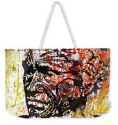 Maori Warrior 1 Weekender Tote Bag