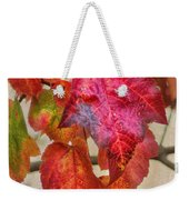 Maple Colors Weekender Tote Bag