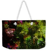 Maple Leaves And Daisys Weekender Tote Bag