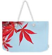 Maple Reflection Weekender Tote Bag