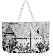 Maple Sugar Party, C1900 Weekender Tote Bag