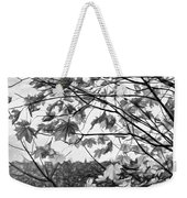 Maple Sunset - Paint Bw Weekender Tote Bag