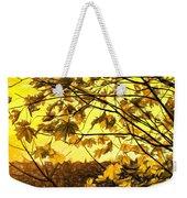 Maple Sunset - Paint Weekender Tote Bag