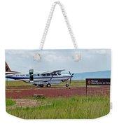 Mara Serena Air Strip Weekender Tote Bag