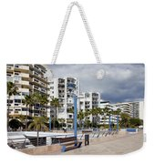 Marbella Apartment Buildings Weekender Tote Bag