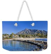 Marbella Holiday Resort In Spain Weekender Tote Bag
