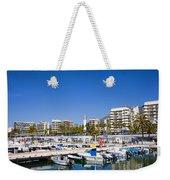 Marbella Marina In Spain Weekender Tote Bag