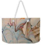 Marble 24 Weekender Tote Bag by Mike Breau