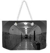 Marble Hallway Weekender Tote Bag