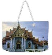 Marble Palace Weekender Tote Bag