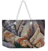Marble Ridge Weekender Tote Bag