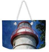 Marblehead Lighthouse 2 Weekender Tote Bag