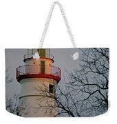Marblehead Lighthouse On Lake Erie  Weekender Tote Bag