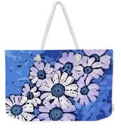 March Of The Daisies Weekender Tote Bag