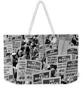 March On Washington Weekender Tote Bag
