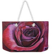 March Rose Weekender Tote Bag