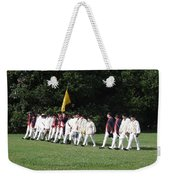 March To Freedom Weekender Tote Bag