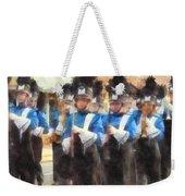 Marching Band Weekender Tote Bag