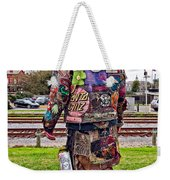 Marching To His Own Drummer 3 Weekender Tote Bag