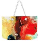 Mardi Gras - Colorful Abstract Art By Sharon Cummings Weekender Tote Bag