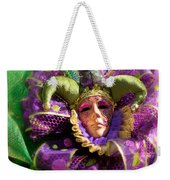 Mardi Gras Decoration Weekender Tote Bag