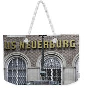Mardi Gras Fountain Cologne German Weekender Tote Bag